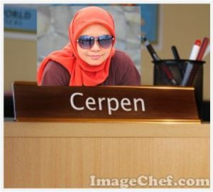 Desk Officer Cerpen